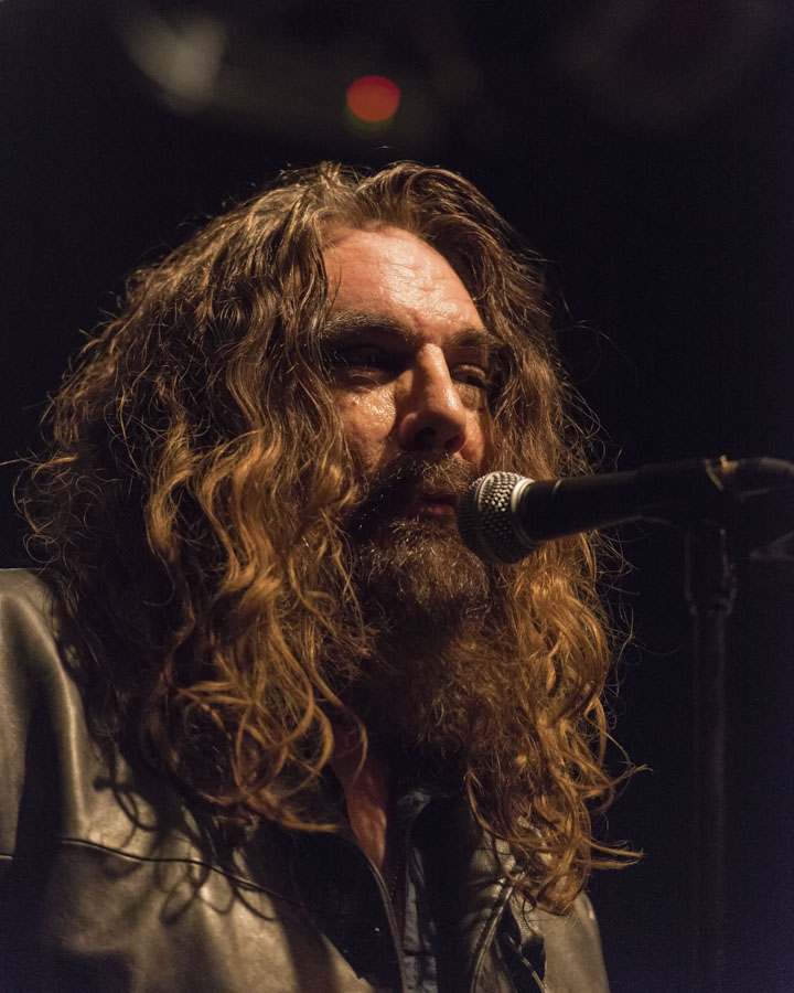 Tom Wilson, aka LeE HARVeY OsMOND, courtesy Chris Bone Photography
