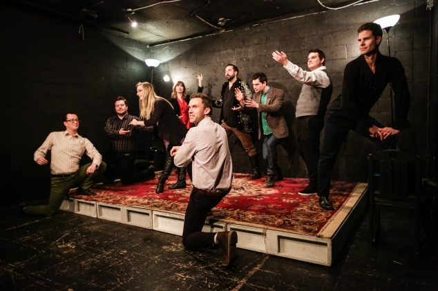 Much Ado From Nothing: Improvised Shakespeare